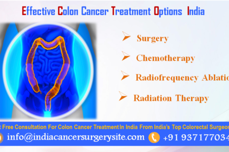 Colon Cancer Treatment Options in India