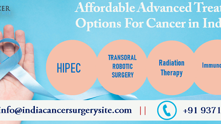 Advanced Treatment Options For Cancer In India