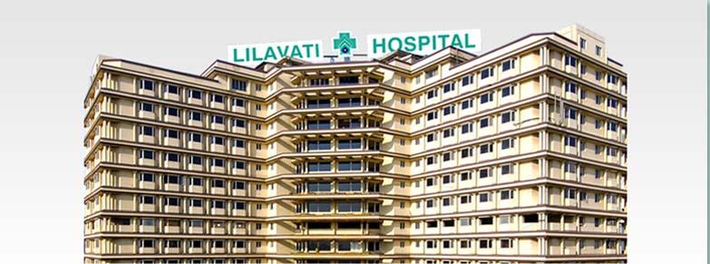 Lilavati Hospital India
