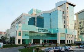 max healthcare hospital india